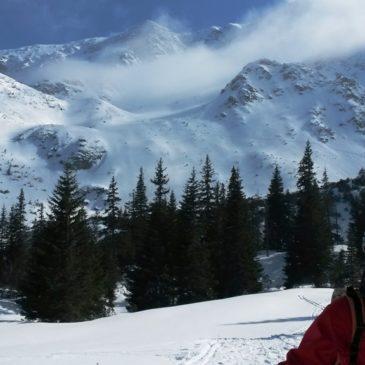 Západní Tatry, dvoudenní skialp s termálem