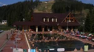 Termální bazen v Oravici, ideální večerní relax