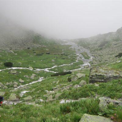 potůčky a potoky