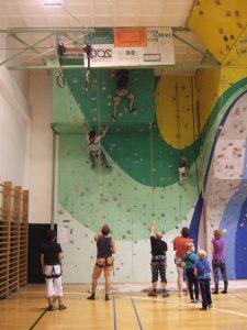 úspěšní lezci