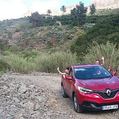 Renault Kadjar zvaný též kaďár (toale´ták byl povinnou výbavou)