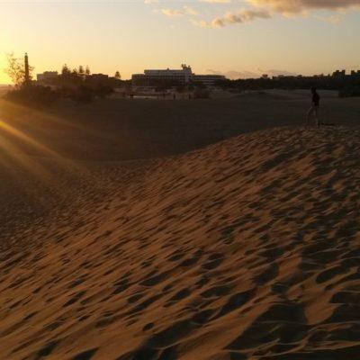 Maspalomas přímořské duny