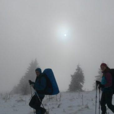 Lučianská Malá Fatra – zimní hřebenovka 2017