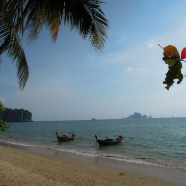 Lezení Krabi, Thajsko