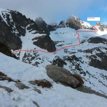 Vysoké Tatry – jarní skialpování (3/2017)