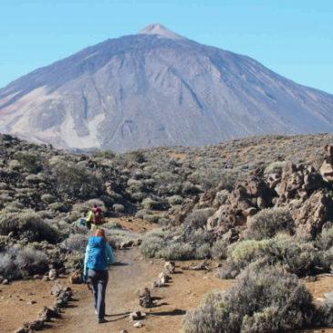 Tenerife 1/2018 – lezení v teple