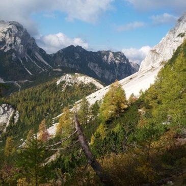 Dovolená ve Slovinsku, lezení, hory, feraty