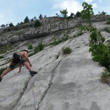 Hochschwab- lezecký outdoor